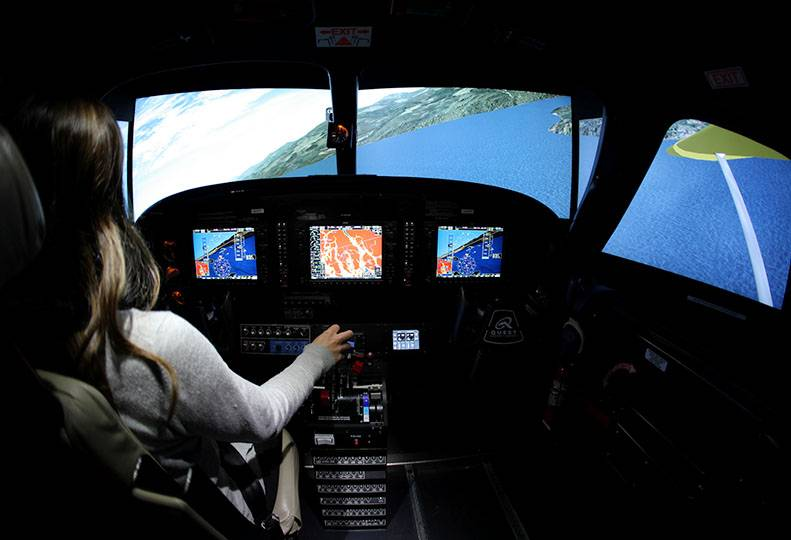 Quest Aircraft selects contractor here for Kodiak airplane training