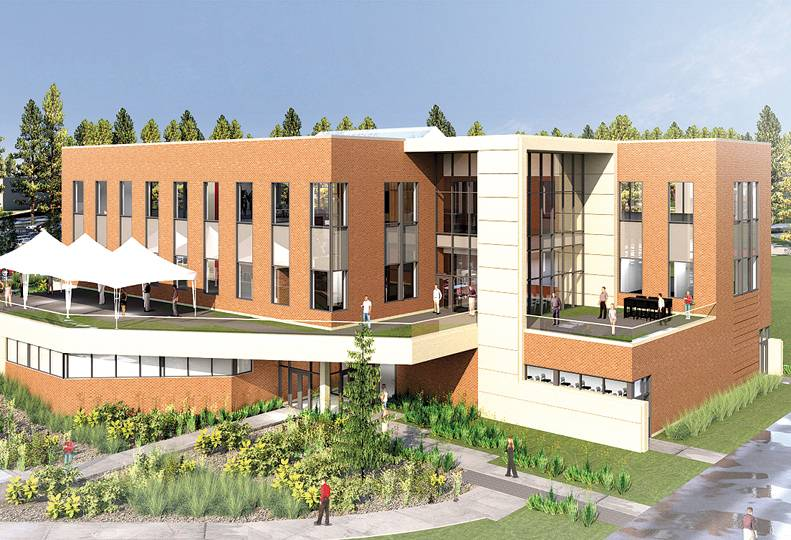 Whitworth Begins Construction Of New Athletic Facility