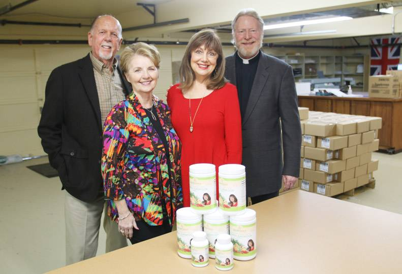 Ministry here, its partners develop herbal supplement