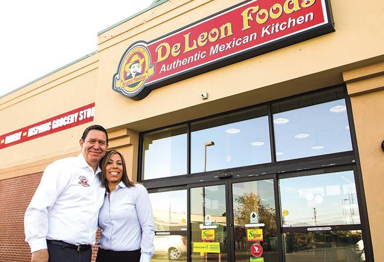 De Leon Foods: Building a food empire > Spokane Journal of