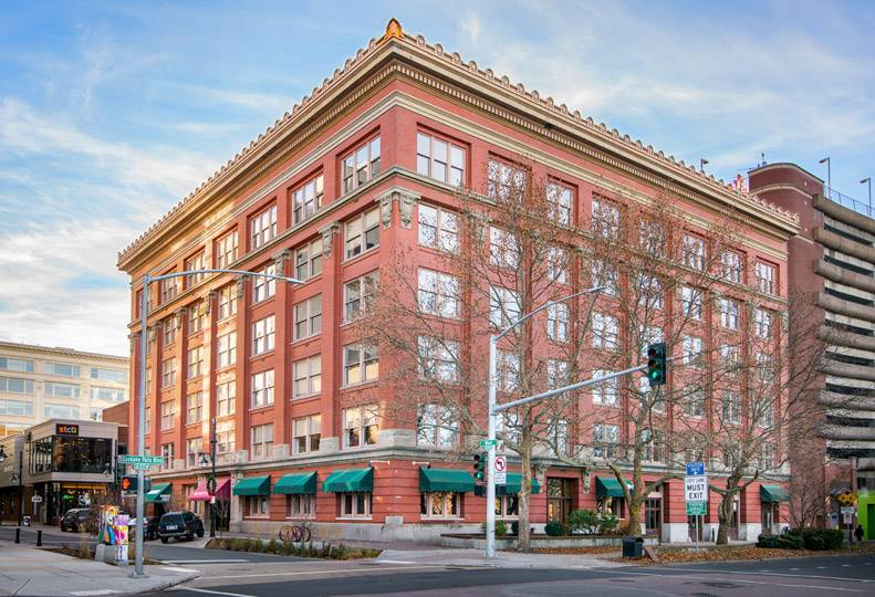 Old City Hall Building Changes Hands Spokane Journal Of Business
