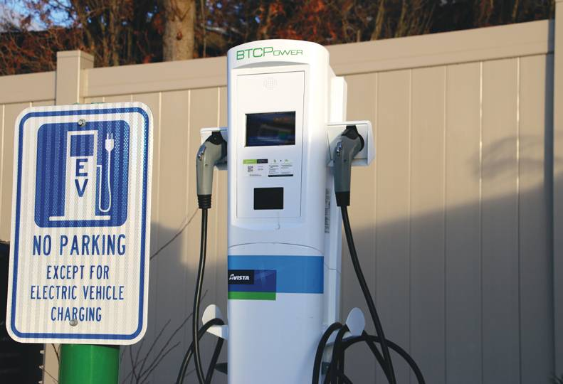 Electric Car Charging Stations Locations >> Avista Program Sparks Charging Station Trend Spokane Journal Of