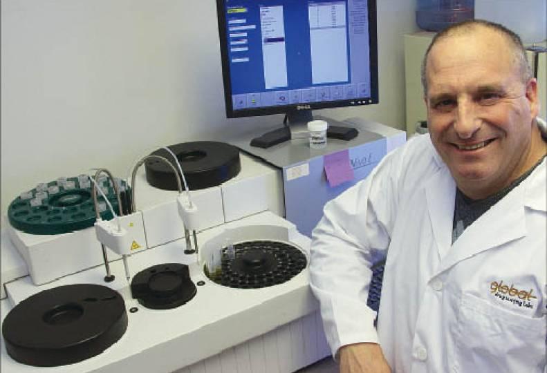 Drug-testing lab fills growing niche > Spokane Journal of