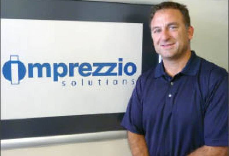 Imprezzio taps globe  for 'contacts'