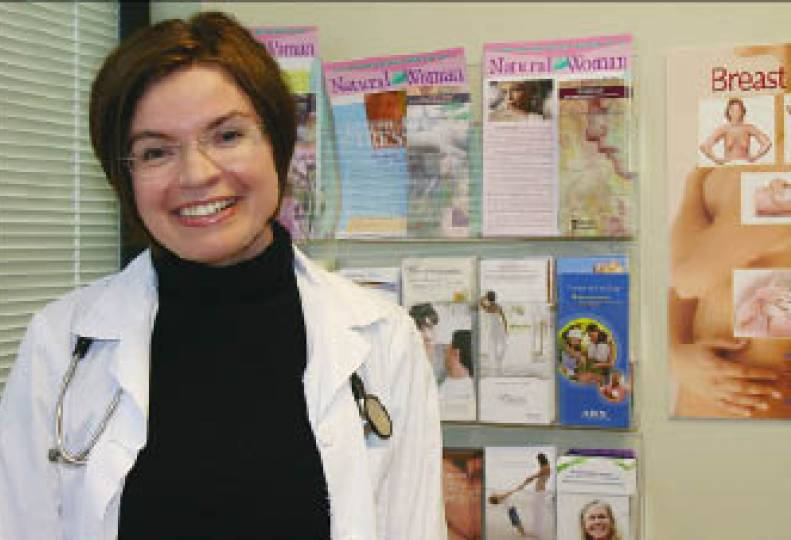 North Side women's clinic targets causes of patient ailments