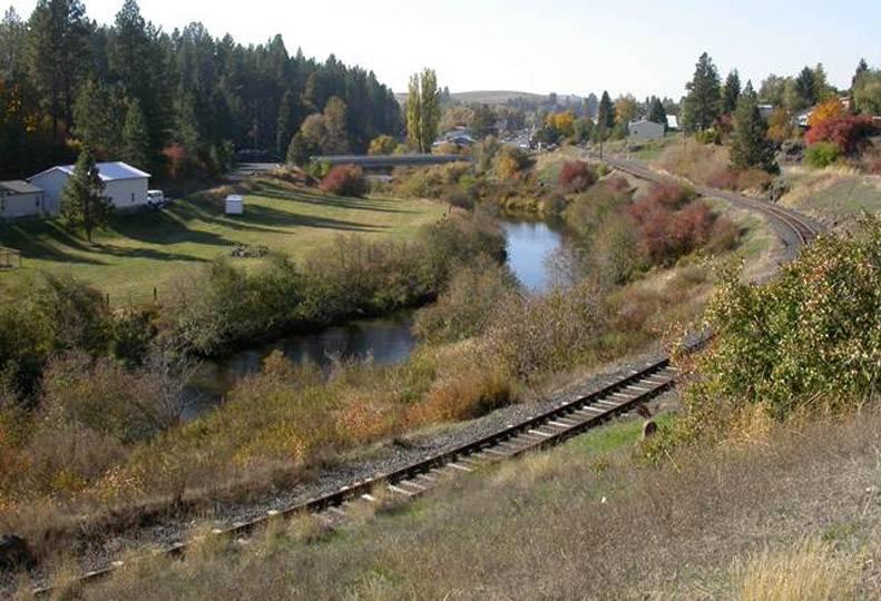 Palouse river water quality rehabilitation plan advances for Elaine b fishing reports