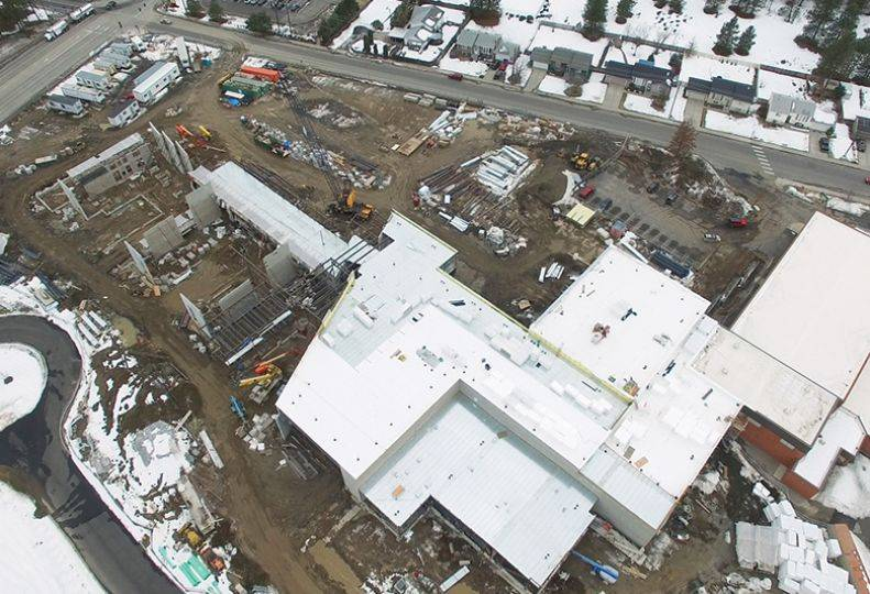 School construction projects continue to bustle > Spokane Journal of