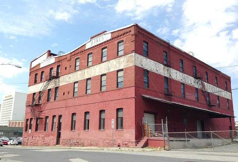 old washington cracker co building remodel mulled in downtown