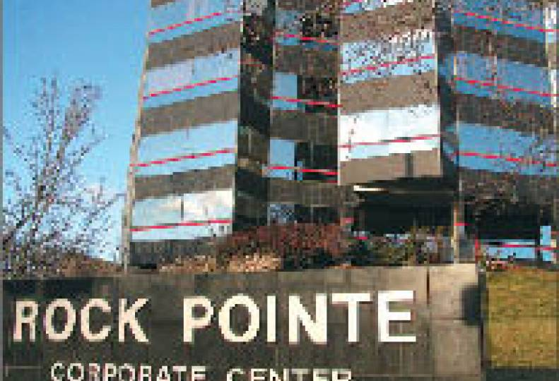Rock Pointe office complex owners file for Chapter 11 reorganization