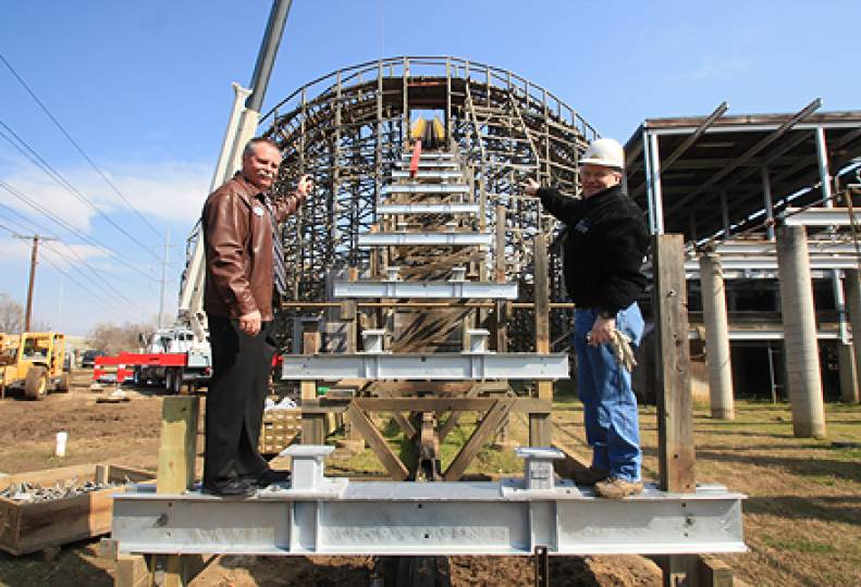 North Idaho roller coaster maker expands to accommodate innovations