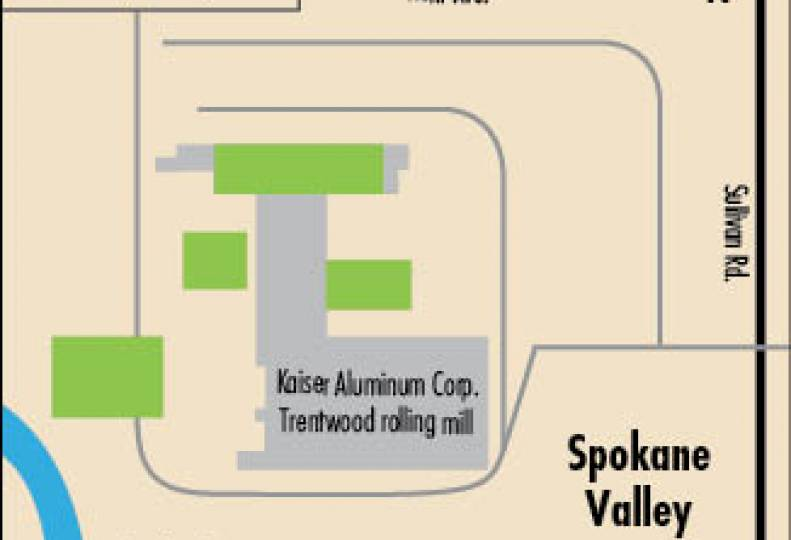 Kaiser Aluminum's Trentwood site cleanup moves ahead