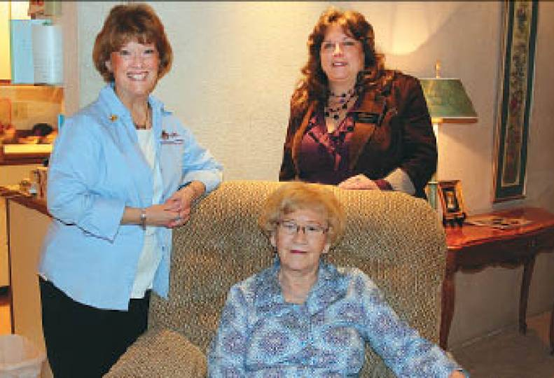 Comfort Keepers franchise here sees rebound in demand