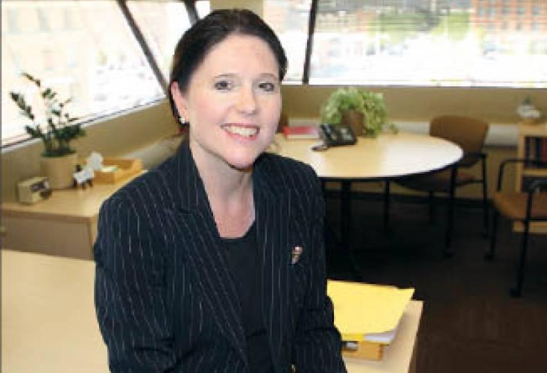 New superintendent Shelley Redinger immerses herself in Spokane