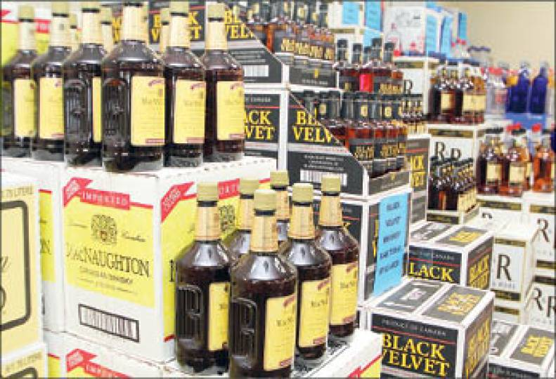 Liquor sales rise in Idaho after I-1183