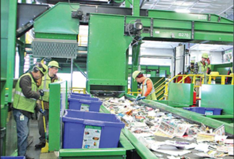Single-stream recycling in Spokane lures many new users