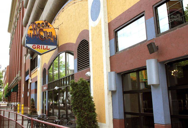 After 24 Years Of Operating In Downtown Spokane The Owners Rock City Grill Are Moving Restaurant To South Hill From River Park Square