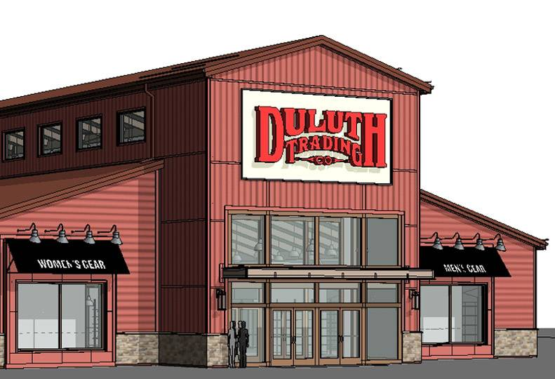 Duluth Trading Co  builds store in Valley > Spokane Journal