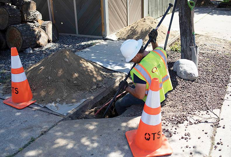 TDS Metrocom, CenturyLink install more fiber in the Inland