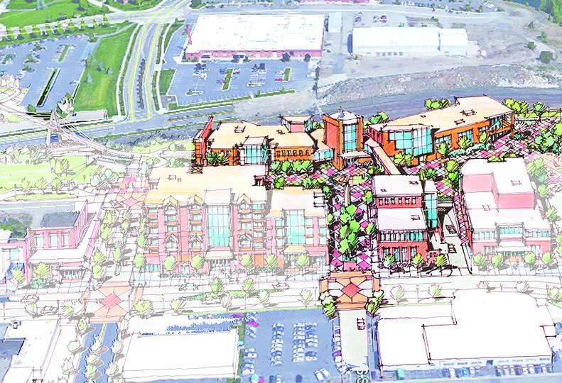 Big Avista Led Project To Serve As Catalyst Near East Sprague