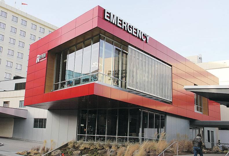 Sacred Heart Emergency Room Spokane
