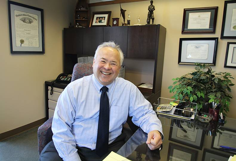 Lawyer here nears 40 years of work in small practices > Spokane